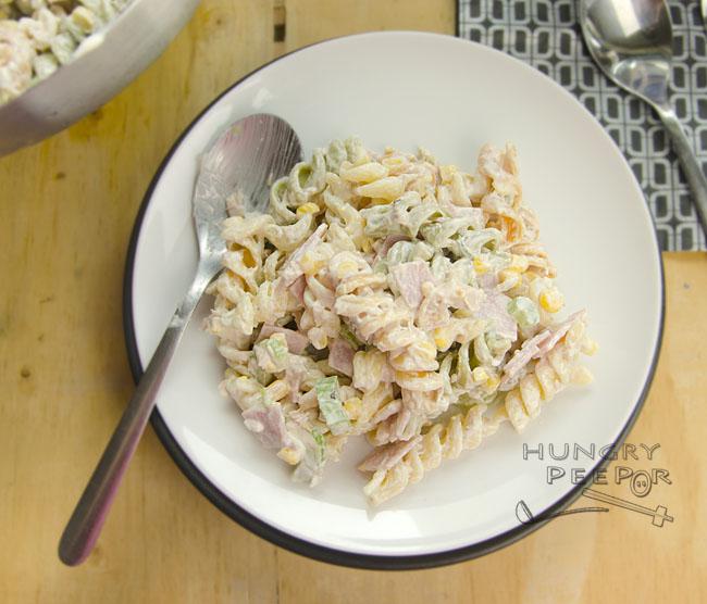 Pasta Salad 3