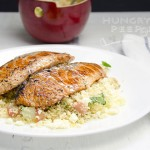 Salmon with Couscous Salad 2