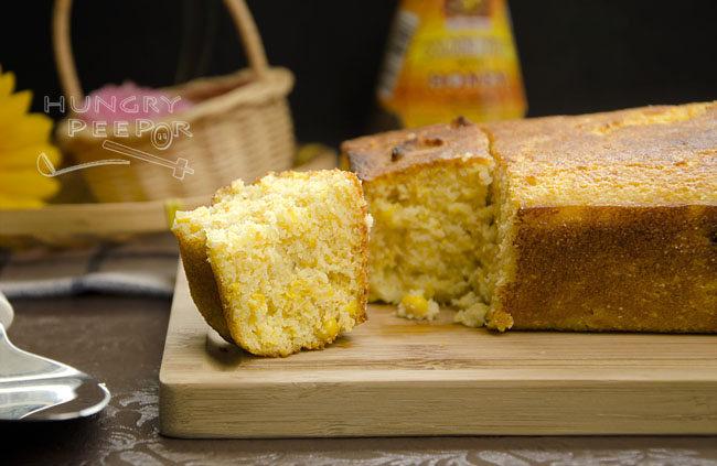 Cornmeal Bread 3