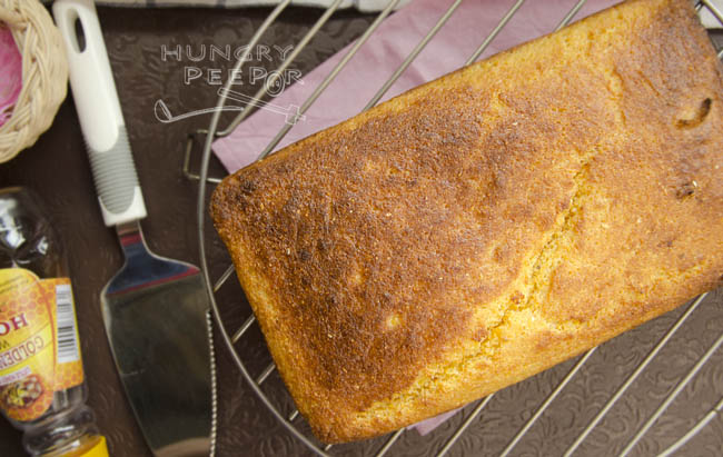 Cornmeal Bread 4