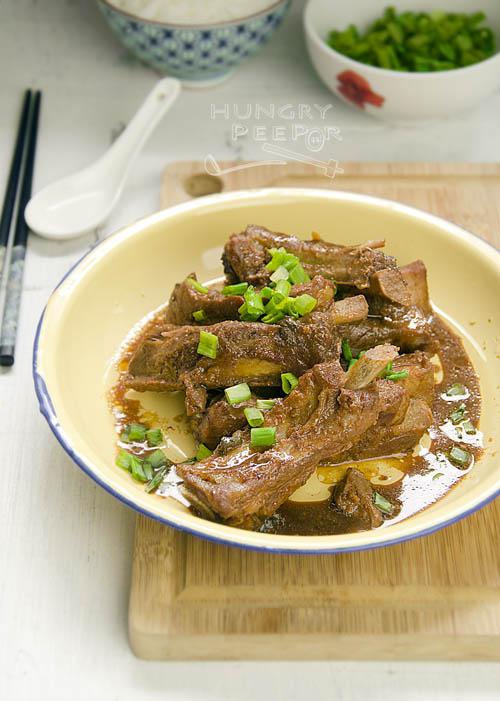 Fermented Beancurd Pork Ribs 3