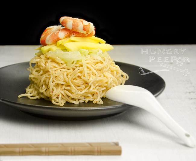 Seafood Fusion Instant Noodles 2