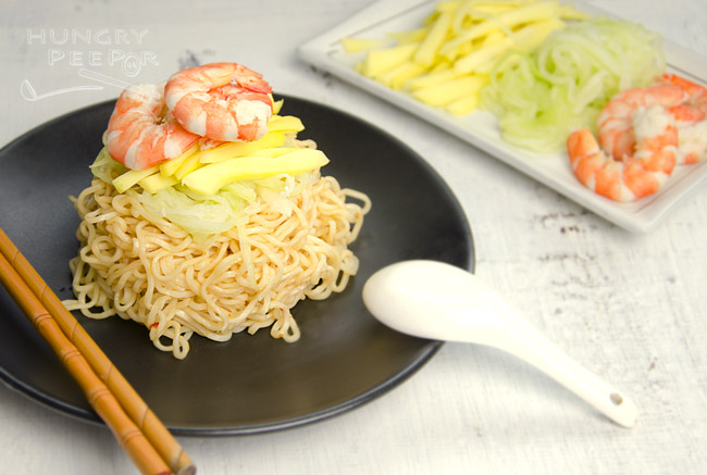 Seafood Fusion Instant Noodles 3
