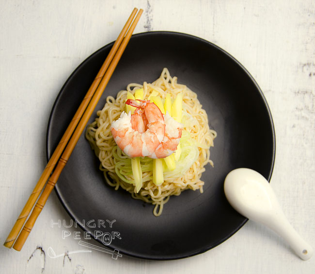 Seafood Fusion Instant Noodles