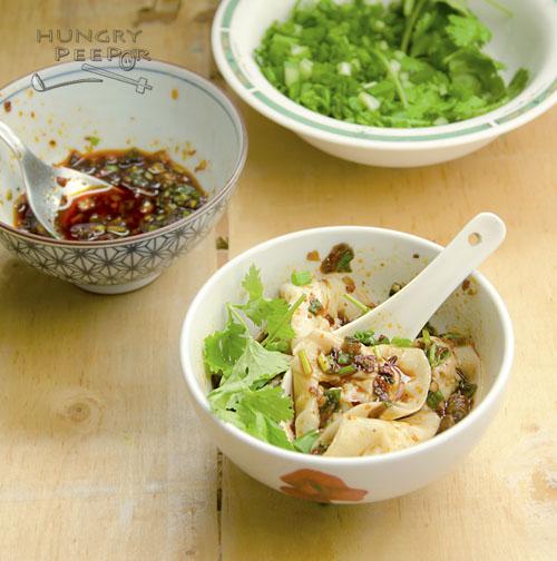 Sichuan Spicy Wanton 3