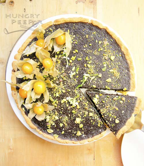 Chocolate Tart 4
