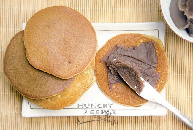 Dorayaki Pancake 2