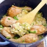 Crispy Chicken On Rice 2