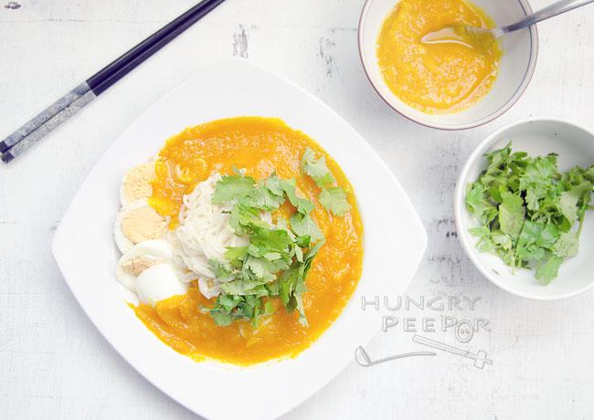 Pumpkin Noodles 3