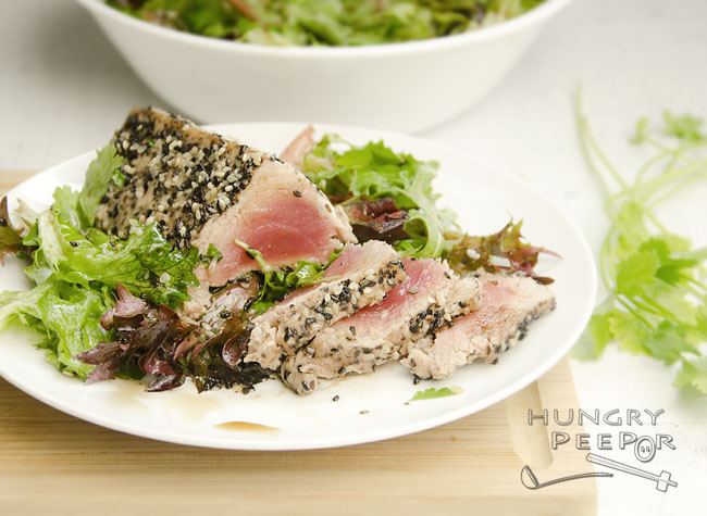 Pan-Seared Tuna Steak 3