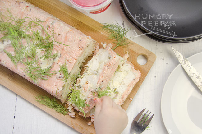 Smoked Salmon Terrine 3