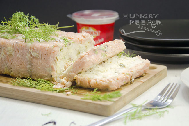 Smoked Salmon Terrine 4